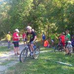 Вітаємо вихованців гуртка «Велосипедний туризм»