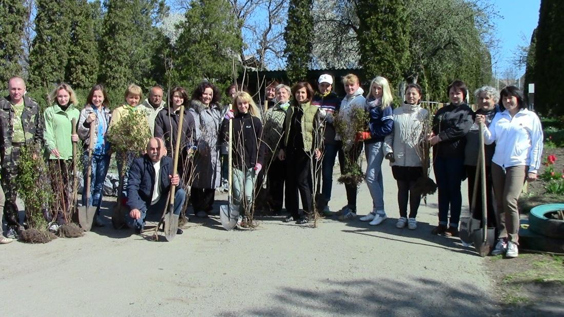ПНВО розпочало співпрацю з Національним ботанічним садом ім. М.М. Гришка