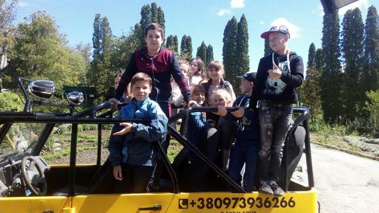 «Юні туристи-краєзнавці» здійснили екскурсію в ЕНЦУМ