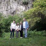 Гуртківці прийняли участь у туристсько-краєзнавчій екскурсії «Таємниці Смотрицького каньйону»