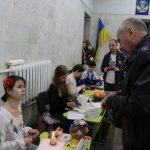 Педагоги ПНВО представили свої вироби на виставці декоративно-прикладного та образотворчого мистецтва