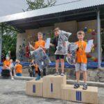 Сіваш Артемій переміг у Всеукраїнських змагання зі скелелазіння серед юнаків ( вид болдеринг )