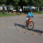 """Відбулись змагання з велотуризму в рамках """"Шкільної туріади"""""""
