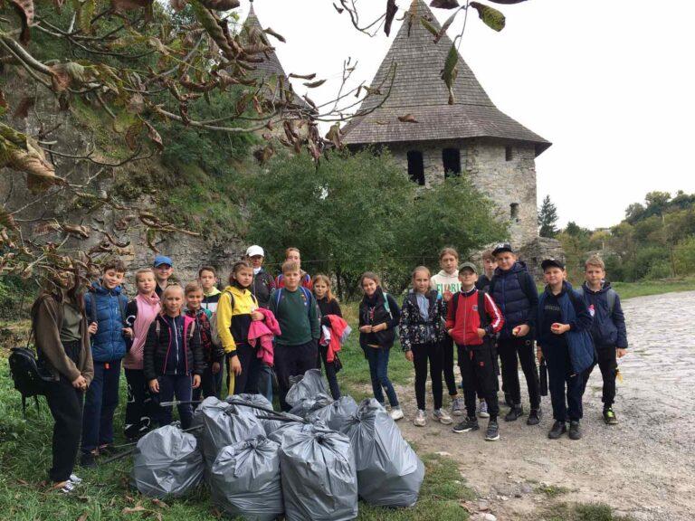 ПНВО приєдналось до акції «World Cleanup Day»