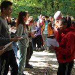 Учні ЗЗСО одержали  ІІІ юнацький розряд із спортивного орієнтування