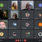 В  режимі онлайн – конференції відбулись  майстер-класи керівників гуртків ПНВО